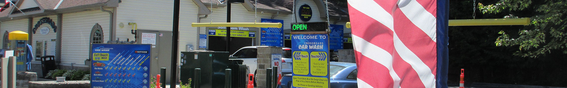 Crossroads Car Wash Car Wash Services